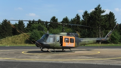 Photo ID 206886 by Peter Boschert. Germany Air Force Bell UH 1D Iroquois 205, 71 11