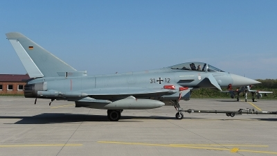 Photo ID 206866 by Peter Boschert. Germany Air Force Eurofighter EF 2000 Typhoon S, 31 12