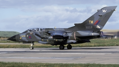 Photo ID 206865 by Chris Lofting. UK Air Force Panavia Tornado GR1, ZA588