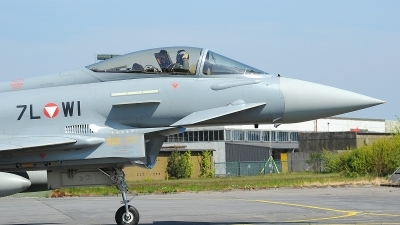 Photo ID 206917 by Peter Boschert. Austria Air Force Eurofighter EF 2000 Typhoon S, 7L WI