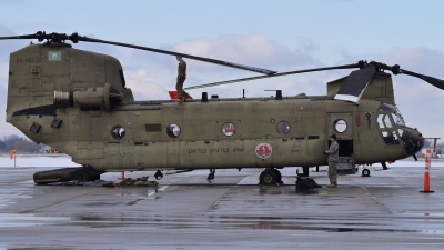 Photo ID 206897 by Gerald Howard. USA Army Boeing Vertol CH 47F Chinook, 04 08713