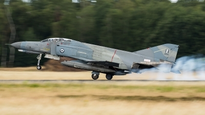 Photo ID 206908 by Thomas Ziegler - Aviation-Media. Greece Air Force McDonnell Douglas F 4E AUP Phantom II, 01501