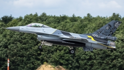 Photo ID 206906 by Thomas Ziegler - Aviation-Media. Belgium Air Force General Dynamics F 16AM Fighting Falcon, FA 132