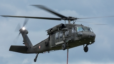 Photo ID 207135 by Thomas Ziegler - Aviation-Media. Austria Air Force Sikorsky S 70A 42 Black Hawk, 6M BH