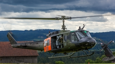 Photo ID 207152 by Thomas Ziegler - Aviation-Media. Germany Army Bell UH 1D Iroquois 205, 73 28