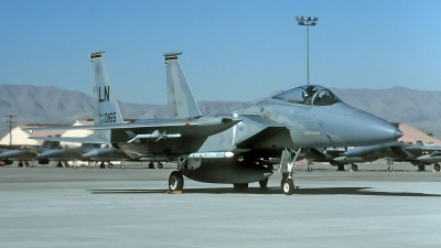 Photo ID 206930 by David F. Brown. USA Air Force McDonnell Douglas F 15C Eagle, 86 0165