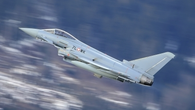 Photo ID 206949 by Werner P. Austria Air Force Eurofighter EF 2000 Typhoon S, 7L WK