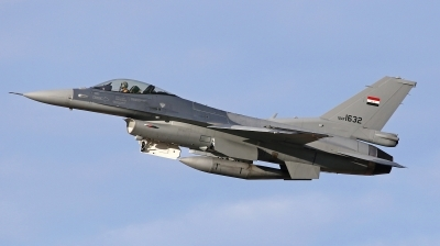 Photo ID 206938 by Tobias Ader. Iraq Air Force General Dynamics F 16C Fighting Falcon, 1632