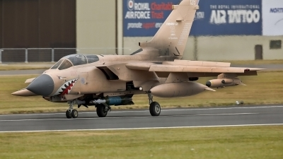 Photo ID 206940 by flyer1. UK Air Force Panavia Tornado GR4, ZG750