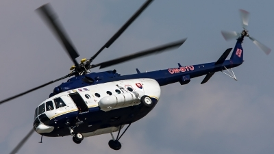 Photo ID 207108 by Thomas Ziegler - Aviation-Media. Slovakia Government Mil Mi 17, OM BYU