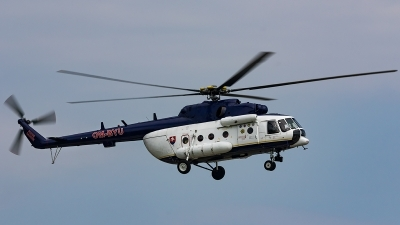 Photo ID 207109 by Thomas Ziegler - Aviation-Media. Slovakia Government Mil Mi 17, OM BYU