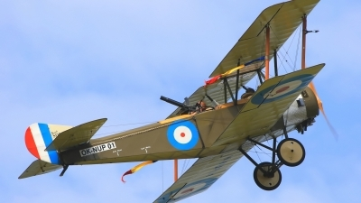 Photo ID 207111 by Werner P. Private Private Sopwith 1A 2 1 5 Strutter Replica, OK NUP 01