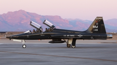 Photo ID 206985 by Tobias Ader. USA Air Force Northrop T 38A Talon, 65 10419