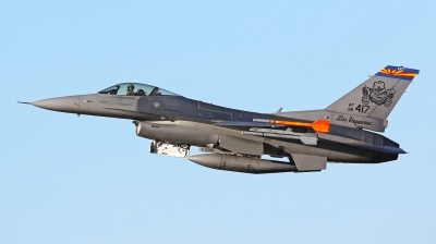 Photo ID 206980 by Tobias Ader. USA Air Force General Dynamics F 16C Fighting Falcon, 88 0417