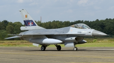Photo ID 206993 by Robert Flinzner. Belgium Air Force General Dynamics F 16AM Fighting Falcon, FA 134