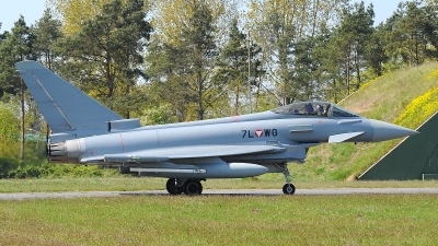 Photo ID 207082 by Peter Boschert. Austria Air Force Eurofighter EF 2000 Typhoon S, 7L WG