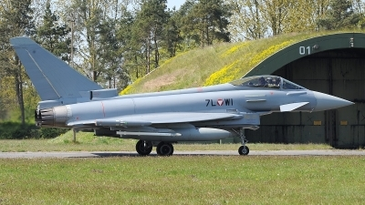 Photo ID 207079 by Peter Boschert. Austria Air Force Eurofighter EF 2000 Typhoon S, 7L WI