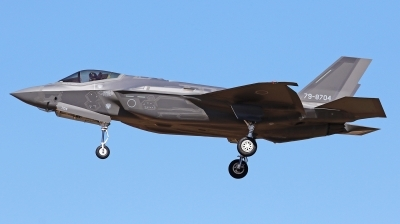 Photo ID 207142 by Tobias Ader. Japan Air Force Lockheed Martin F 35A Lightning II, 79 8704