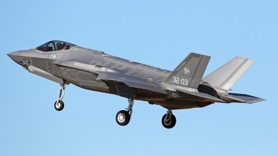 Photo ID 207141 by Tobias Ader. Italy Air Force Lockheed Martin F 35A Lightning II, MM7334