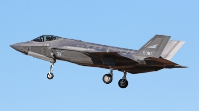 Photo ID 207140 by Tobias Ader. Norway Air Force Lockheed Martin F 35A Lightning II, 5087