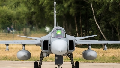 Photo ID 207188 by Thomas Ziegler - Aviation-Media. Hungary Air Force Saab JAS 39 EBS HU C Gripen, 34