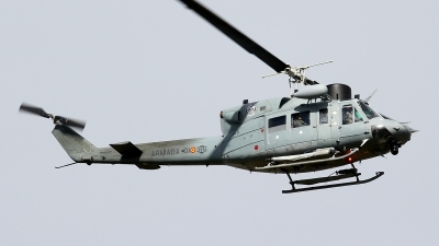 Photo ID 207180 by F. Javier Sánchez Gómez. Spain Navy Agusta Bell AB 212ASW, HA 18 12