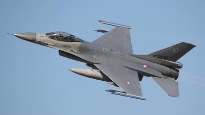 Photo ID 207206 by Peter Boschert. Netherlands Air Force General Dynamics F 16AM Fighting Falcon, J 009