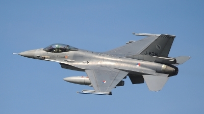 Photo ID 207207 by Peter Boschert. Netherlands Air Force General Dynamics F 16AM Fighting Falcon, J 628