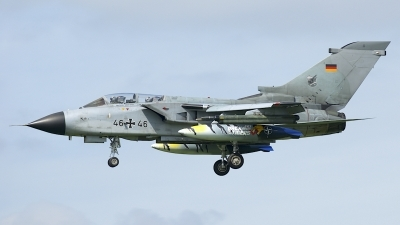 Photo ID 207249 by Robert Flinzner. Germany Air Force Panavia Tornado ECR, 46 46