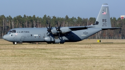 Photo ID 207297 by Günther Feniuk. USA Air Force Lockheed Martin C 130J 30 Hercules L 382, 08 8601