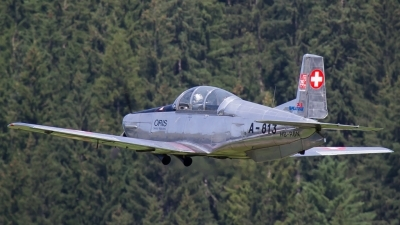 Photo ID 207790 by Agata Maria Weksej. Private P 3 Flyers Pilatus P 3 03, HB RBN