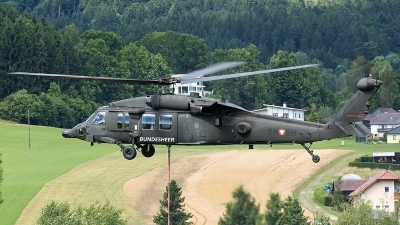 Photo ID 207464 by Thomas Ziegler - Aviation-Media. Austria Air Force Sikorsky S 70A 42 Black Hawk, 6M BH