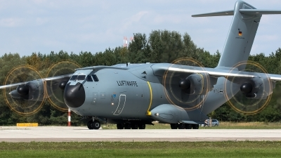 Photo ID 207352 by Thomas Ziegler - Aviation-Media. Germany Air Force Airbus A400M Atlas, 54 09
