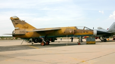 Photo ID 207321 by F. Javier Sánchez Gómez. Spain Air Force Dassault Mirage F1EDA, C 14C 76