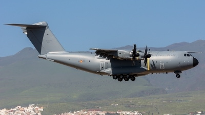 Photo ID 207329 by Adolfo Bento de Urquia. Spain Air Force Airbus A400M Atlas, TK 23 02 10075