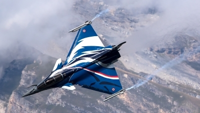 Photo ID 207437 by Thomas Ziegler - Aviation-Media. France Air Force Dassault Rafale C, 133