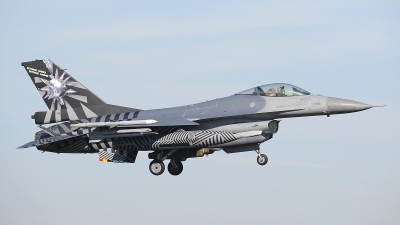 Photo ID 207450 by Peter Boschert. Belgium Air Force General Dynamics F 16AM Fighting Falcon, FA 70