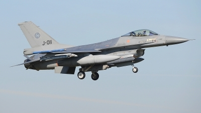 Photo ID 207394 by Peter Boschert. Netherlands Air Force General Dynamics F 16AM Fighting Falcon, J 011
