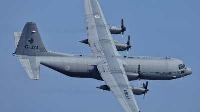 Photo ID 207493 by Rainer Mueller. Netherlands Air Force Lockheed C 130H 30 Hercules L 382, G 273