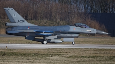 Photo ID 207513 by Rainer Mueller. Netherlands Air Force General Dynamics F 16AM Fighting Falcon, J 201