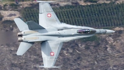 Photo ID 207511 by Thomas Ziegler - Aviation-Media. Switzerland Air Force McDonnell Douglas F A 18C Hornet, J 5019
