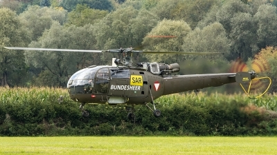 Photo ID 207598 by Thomas Ziegler - Aviation-Media. Austria Air Force Aerospatiale SA 316B Alouette III, 3E KS