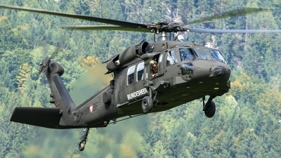 Photo ID 207597 by Thomas Ziegler - Aviation-Media. Austria Air Force Sikorsky S 70A 42 Black Hawk, 6M BF