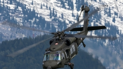Photo ID 207551 by Thomas Ziegler - Aviation-Media. Austria Air Force Sikorsky S 70A 42 Black Hawk, 6M BF