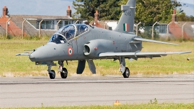 Photo ID 24394 by Alex van Noye. India Air Force BAE Systems Hawk 132, ZK123