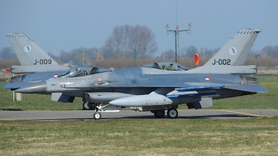 Photo ID 207588 by Peter Boschert. Netherlands Air Force General Dynamics F 16AM Fighting Falcon, J 002