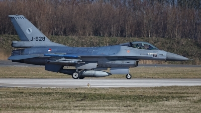 Photo ID 207609 by Rainer Mueller. Netherlands Air Force General Dynamics F 16AM Fighting Falcon, J 628