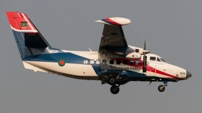 Photo ID 207781 by Andreas Zeitler - Flying-Wings. Bangladesh Air Force LET L 410UVP E20, S3 AVC