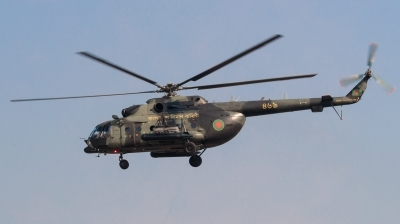 Photo ID 207780 by Andreas Zeitler - Flying-Wings. Bangladesh Air Force Mil Mi 171Sh, 469