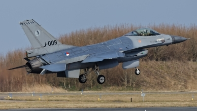 Photo ID 207626 by Rainer Mueller. Netherlands Air Force General Dynamics F 16AM Fighting Falcon, J 009